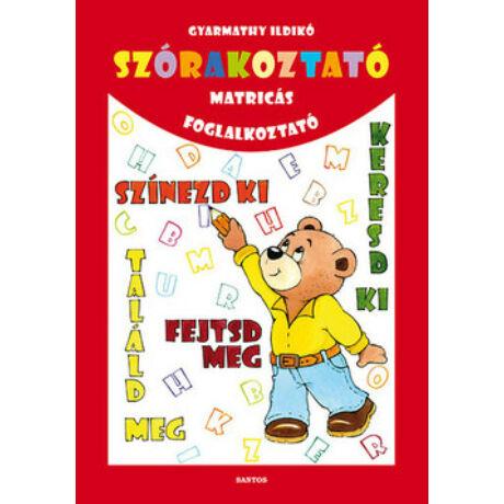 SZÓRAKOZTATÓ MATRICÁS FOGALALKOZTATÓ