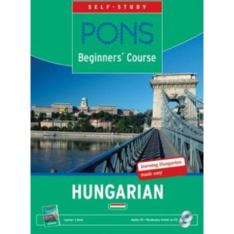 PONS - BEGINNERS' COURSE - HUNGARIAN