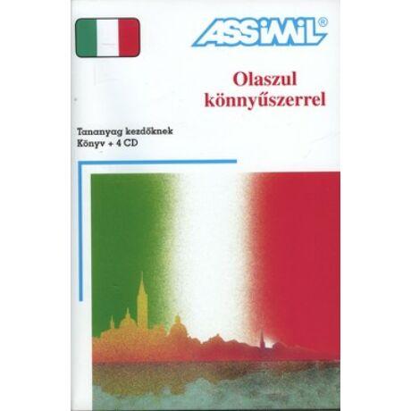 ASSIMIL - OLASZUL KÖNNYŰSZERREL + 4 CD