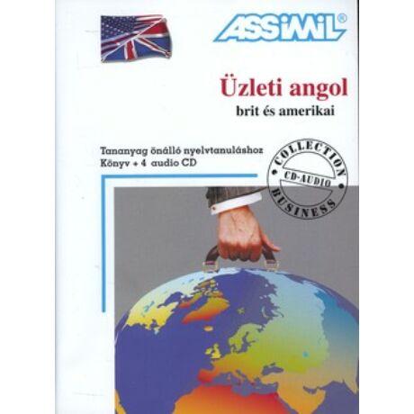 ASSIMIL - ÜZLETI ANGOL + 4 CD