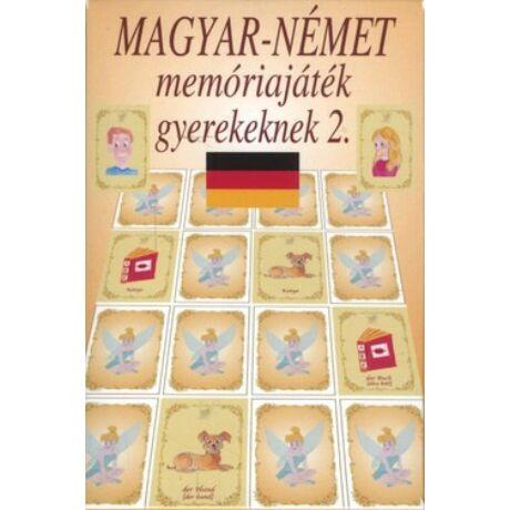 MAGYAR-NÉMET MEMÓRIAJÁTÉK GYEREKEKNEK 2.