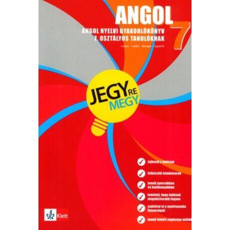 JEGYRE MEGY - ANGOL 7.