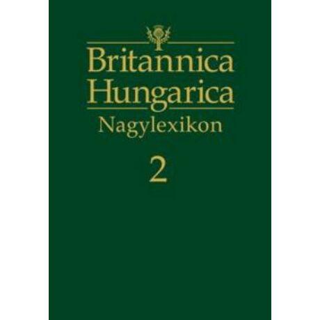 BRITANNICA HUNGARICA NAGYLEXIKON 2.