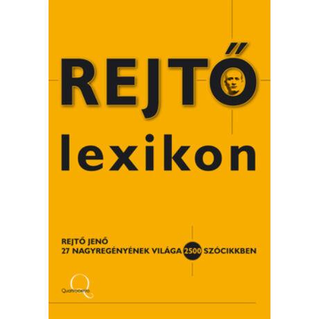 REJTŐ LEXIKON