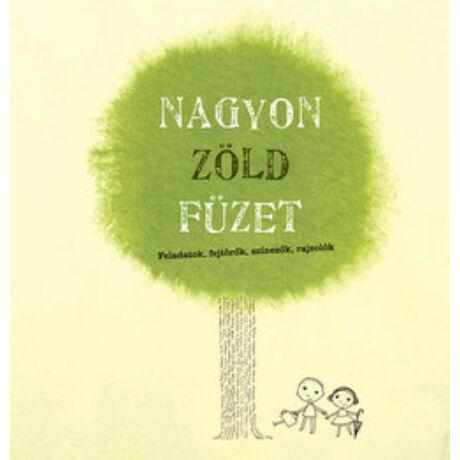 NAGYON ZÖLD FÜZET