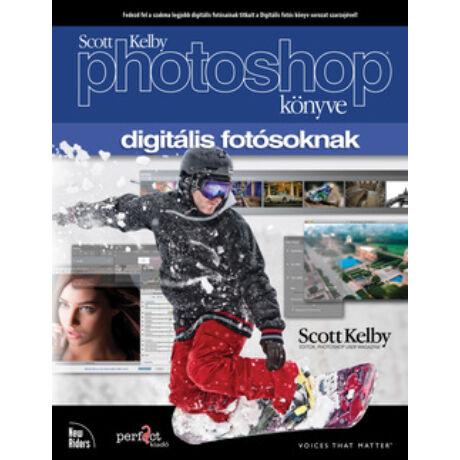 SCOTT KELBY PHOTOSHOP KÖNYVE DIGITÁLIS FOTÓSOKNAK