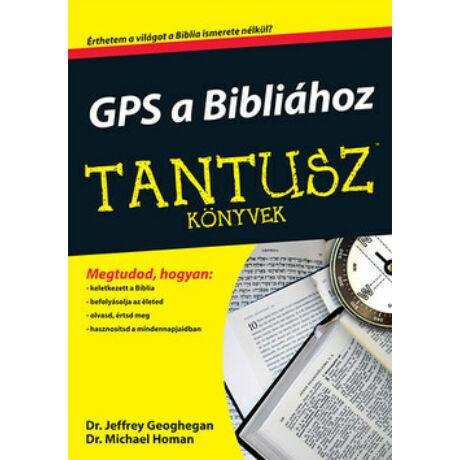TANTUSZ KÖNYVEK - GPS A BIBLIÁHOZ