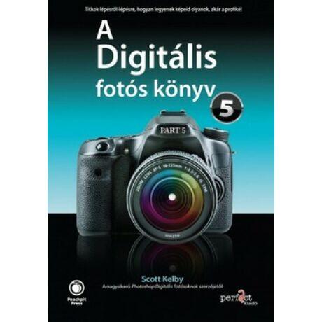 A DIGITÁLIS FOTÓS KÖNYV 5.