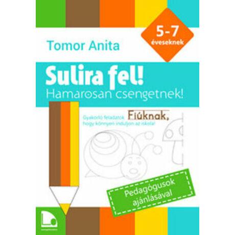 SULIRA FEL! - FIÚKNAK 5-7 ÉVESEKNEK