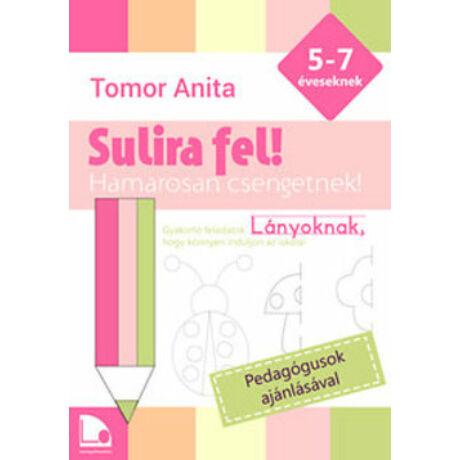 SULIRA FEL! - LÁNYOKNAK 5-7 ÉVESEKNEK