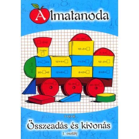 ALMATANODA - ÖSSZEADÁS ÉS KIVONÁN 1. OSZTÁLYOS