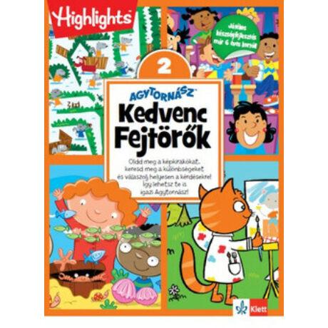 AGYTORNÁSZ 2. - KEDVENC FEJTÖRŐK