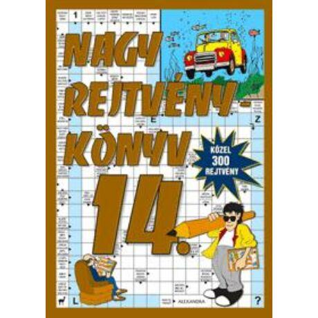 NAGY REJTVÉNYKÖNYV 14.