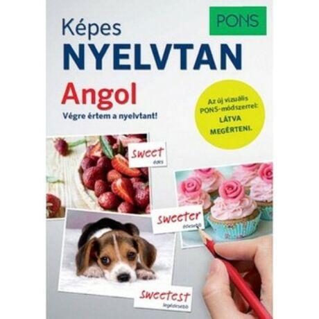 PONS - KÉPES NYELVTAN - ANGOL