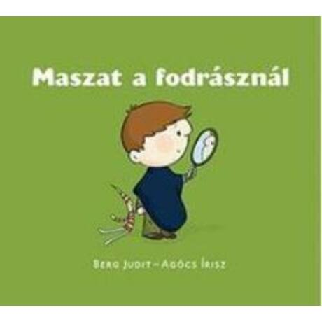 MASZAT A FODRÁSZNÁL