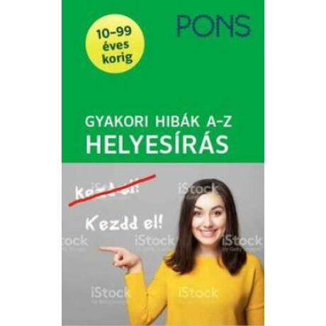 PONS GYAKORI HIBÁK A-Z - HELYESÍRÁS