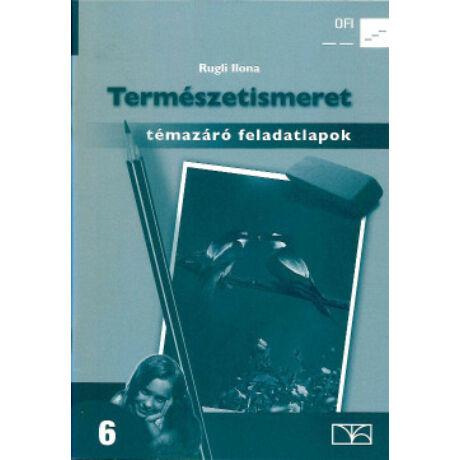 TERMÉSZETISMERET 6. OSZTÁLY NT-11643/F