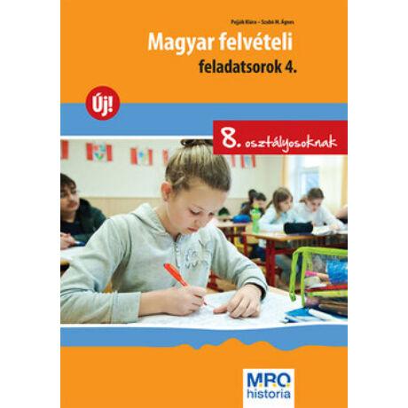MAGYAR FELVÉTELI FELADATSOROK 4.