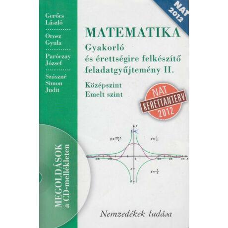 MATEMATIKA GYAKORLÓ FELADATGY. II.