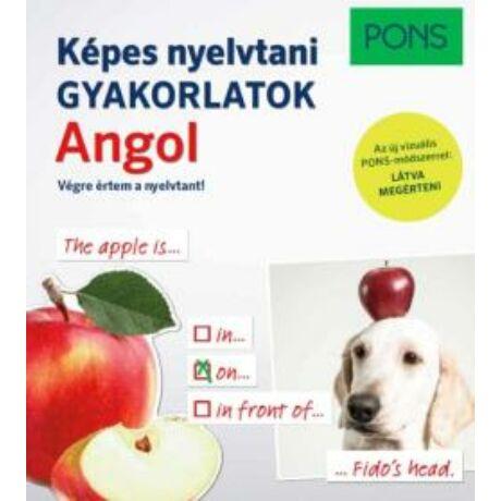 PONS KÉPES NYELVTANI GYAKORLATOK - ANGOL