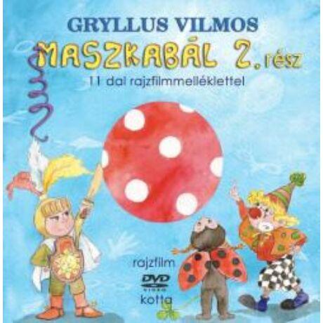 MASZKABÁL 2. + DVD