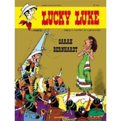 LUCKY LUKE 31. - SARAH BERNHARDT