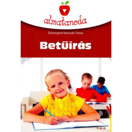 ALMATANODA - BETŰÍRÁS (RÉGI)