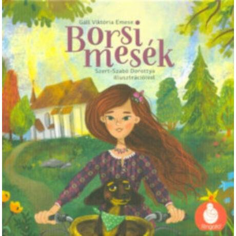 BORSI MESÉK - BORSI PALACSINTÁJA - BORSI ESKÜVŐN