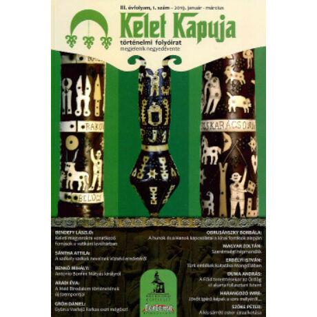 KELET KAPUJA 2019. JANUÁR-MÁRCIUS