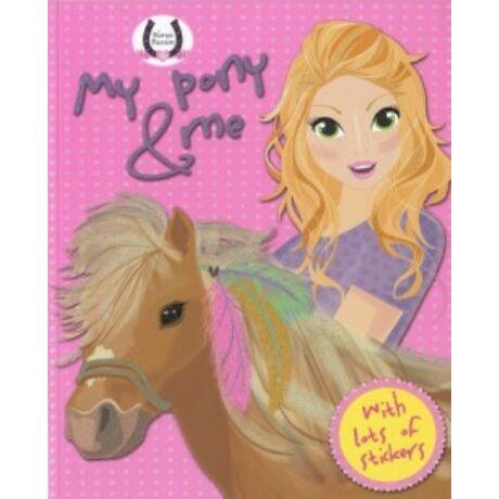 MY PONY & ME - HORSES PASSION (PINK) - PRINCESS TOP
