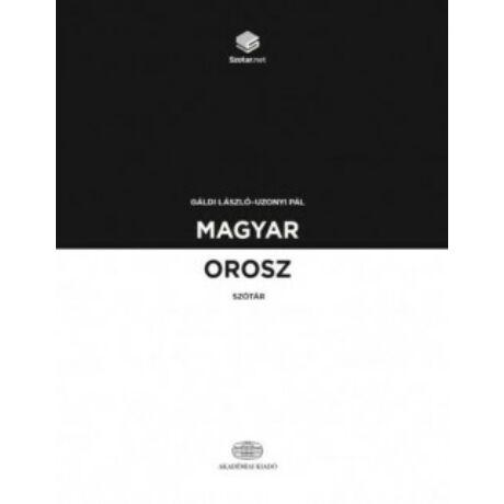 MAGYAR-OROSZ SZÓTÁR + NET