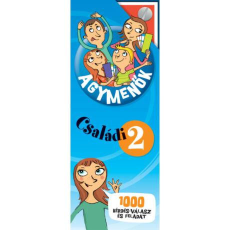AGYMENŐK CSALÁDI KÁRTYACSOMAG 2.