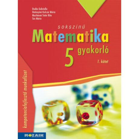 SOKSZÍNŰ MATEMATIKA 5 GYAKORLÓ 1. KÖTET