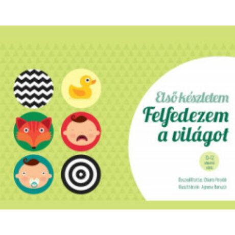 ELSŐ KÉSZLETEM - FELFEDEZEM A VILÁGOT