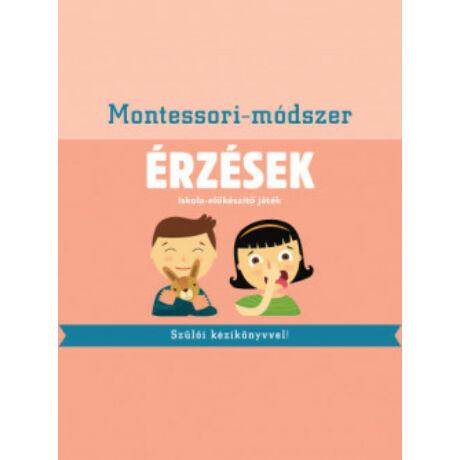 ÉRZÉSEK - ISKOLAI ELŐKÉSZÍTŐ JÁTÉK - MONTESSORI-MÓDSZER