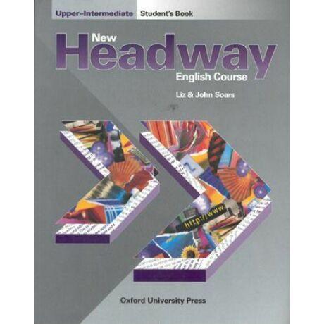 NEW HEADWAY UPPER-INTERMEDIATE SB