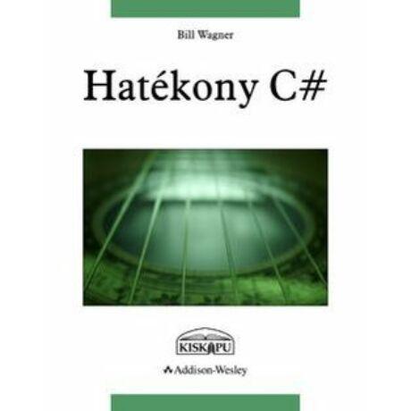 HATÉKONY C#