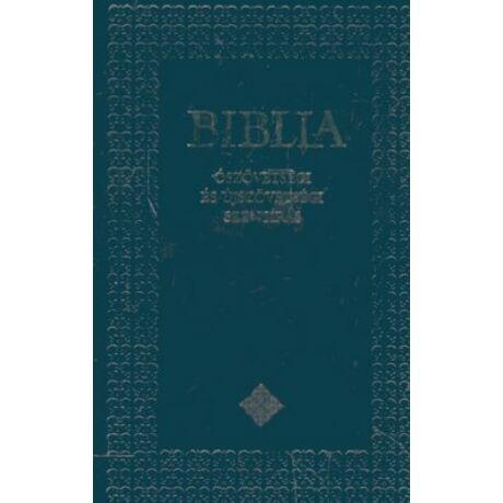 BIBLIA (KICSI,KEMÉNY,ÓSZÖVETSÉGI ÉS ÚJSZÖVETSÉGI SZENTÍRÁS)