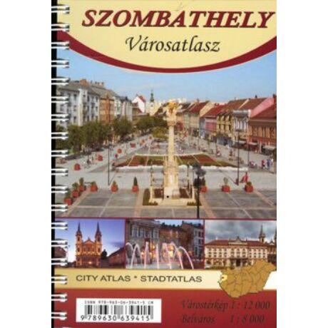 SZOMBATHELY - VÁROSATLASZ