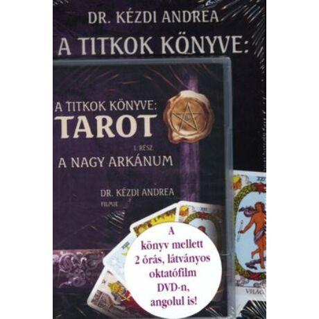 A TITKOK KÖNYVE:TAROT 1. RÉSZ