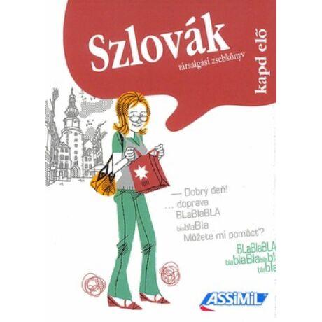 ASSIMIL TÁRSALGÁSI ZSEBKÖNYV - SZLOVÁK