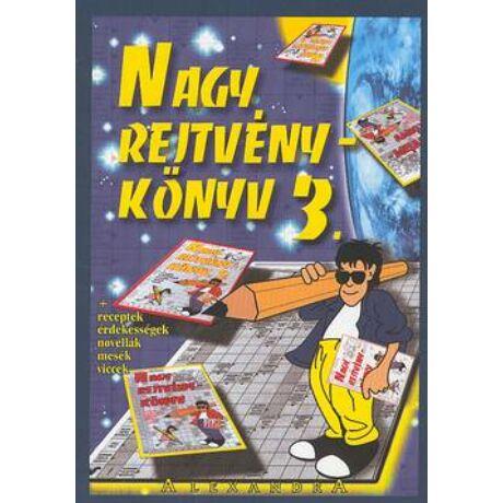 NAGY REJTVÉNYKÖNYV 3.