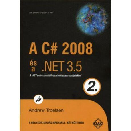 A C# 2008 ÉS A .NET 3.5 2. KÖTET