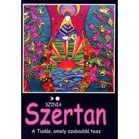 SZERTAN - A TUDÁS, AMELY SZABADDÁ TESZ