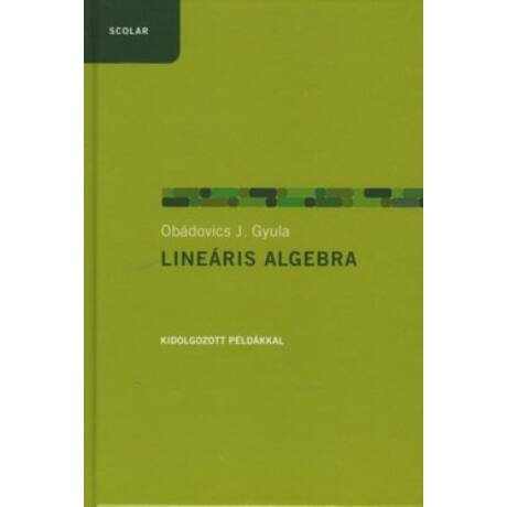 LINEÁRIS ALGEBRA (SCOLAR)